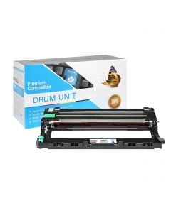 CBDR221C | Brother DR221C Compatible Cyan Drum Unit ..