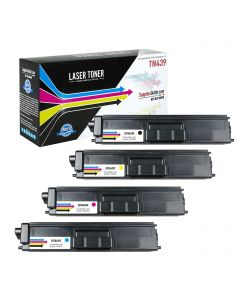 CBTN439VB | Brother TN439 Compatible Toner Cartridge Color Set