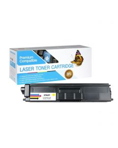 CBTN439Y | Brother TN439Y Compatible Yellow Toner Cartridge
