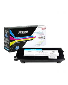CBTN620 | Brother TN620 Compatible Black Toner Cartridge
