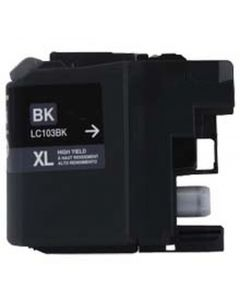 CLC103BK | Brother LC103BK Compatible Black Ink Cartridge