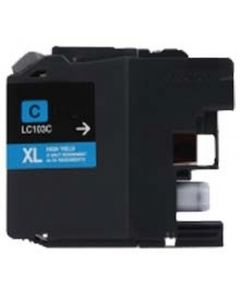 CLC103C | Brother LC103C Compatible Cyan Ink Cartridge