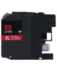 CLC103M | Brother LC103M Compatible Magenta Ink Cartridge