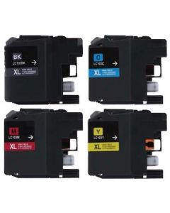 CLC103VB-2 | Brother LC103 Compatible Ink Cartridge 4-Pack