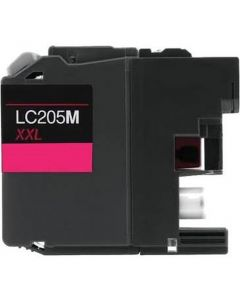 CLC205M | Brother LC205M Compatible Magenta Ink Cartridge