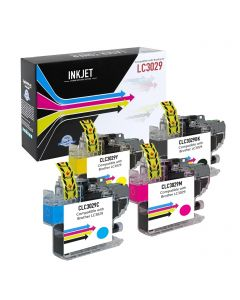CLC3029VB-2 | Brother LC3029 Compatible Ink Cartridge 4-Pack