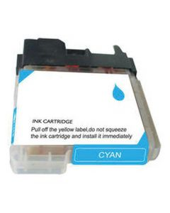 CLC61C | Brother LC61C Compatible Cyan Ink Cartridge