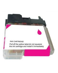 CLC61M | Brother LC61M Compatible Magenta Ink Cartridge
