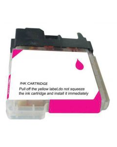 CLC65M | Brother LC65M Compatible Magenta Ink Cartridge