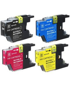 CLC75VB-2 | Brother LC75 Compatible Ink Cartridge 4-Pack