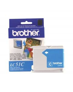 LC51C | Brother LC51C OEM Cyan Ink Cartridge