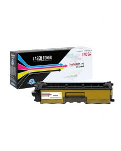 SOBTN336Y | Brother TN336Y Compatible Yellow Toner Cartridge