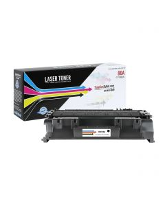 SOHCF280AN-1P | HP CF280A (HP 80A) Compatible Black Toner Cartridge