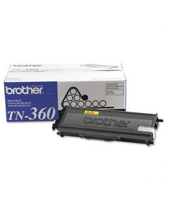 TN360 | Brother TN360 GENUINE Black Toner Cartridge