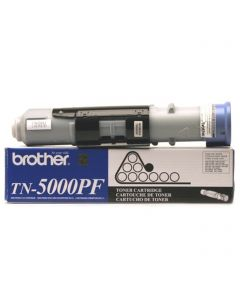 TN5000PF | Brother OEM TN-5000PF Black Toner Cartridge- 2,200 Page Yield
