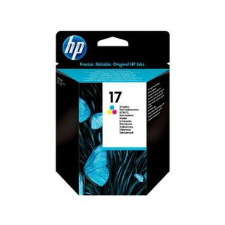 HP C6625AN (HP 17) OEM Tri-Color Ink Cartridge