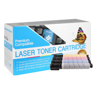 CC034VB | Canon 034 Compatible Toner Cartridge Color Set