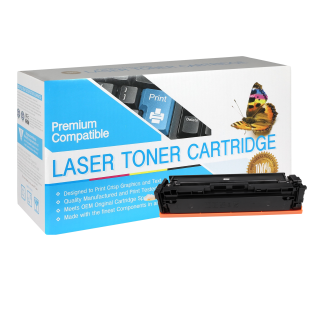 CC054HY | Canon 3021C001 (Canon 054H) Compatible High Yield Yellow Toner Cartridge