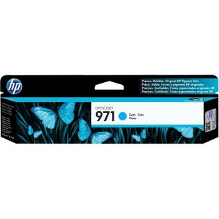 HP CN622AM (HP 971) OEM Cyan Ink Cartridge