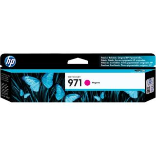HP CN623AM (HP 971) OEM Magenta Ink Cartridge