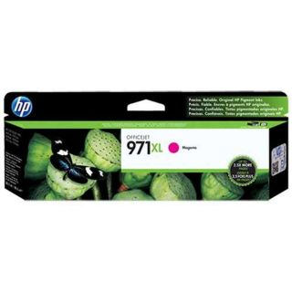 HP CN627AM (HP 971XL) OEM High Yield Magenta Ink Cartridge