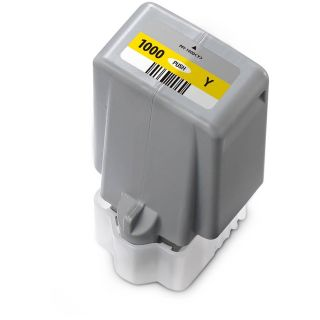 CPFI-1000Y | Canon PFI-1000Y Compatible Yellow Ink Cartridge