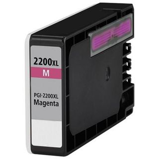 CPGI2200XLM | Canon PGI-2200XLM Compatible High Yield Magenta Ink Cartridge