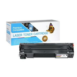 PTCB435A | HP CB435A (HP 35A) Compatible Black Toner Cartridge - Pack of  1