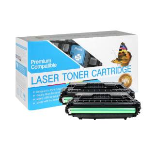 PTCF237XJ-2P | HP CF237X (HP 37X) Compatible Jumbo Black Toner Cartridge 2-Pack