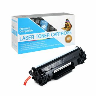 MHCF248A | HP CF248A (HP 48A) Compatible Black MICR Toner Cartridge