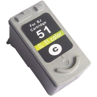 RCL51 | Canon CL-51 Remanufactured Color Ink Cartridge