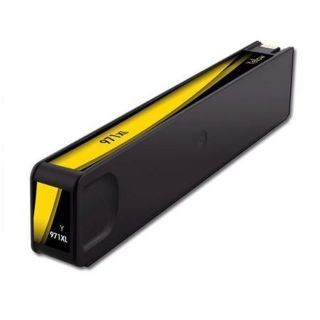 HP CN628AM (HP 971XL) Compatible High Yield Yellow Ink Cartridge
