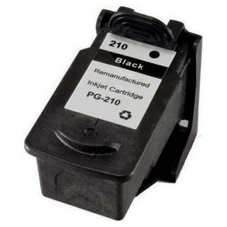 RPG210 | Canon PG-210 Remanufactured Black Ink Cartridge