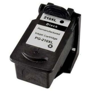 RPG210XL | Canon PG-210XL Remanufactured Black Ink Cartridge