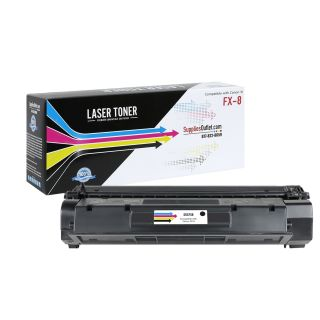 SOCFX8 | Canon FX-8 / S35 Compatible Black Laser Toner Cartridge