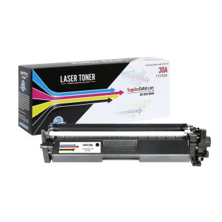 SOHCF230A-1P | HP 30A (CF230A) Compatible Black Toner Cartridge